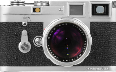 So what's the best camera in the world?